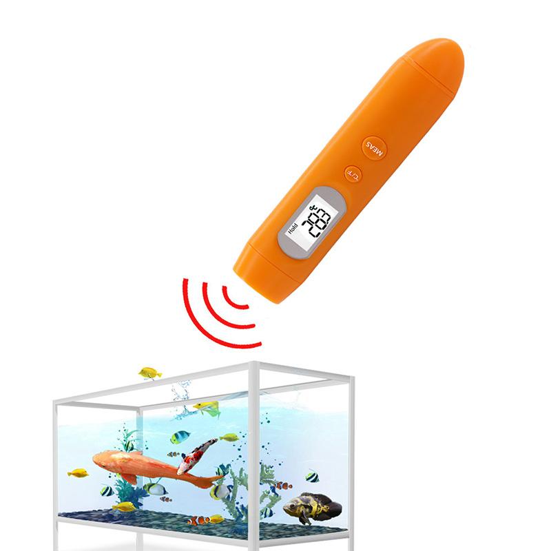Kinas nya innovativa produkt LCD-skärm Icke-kontakt 1 sekund snabbmätning Pannans infraröd digital termometer