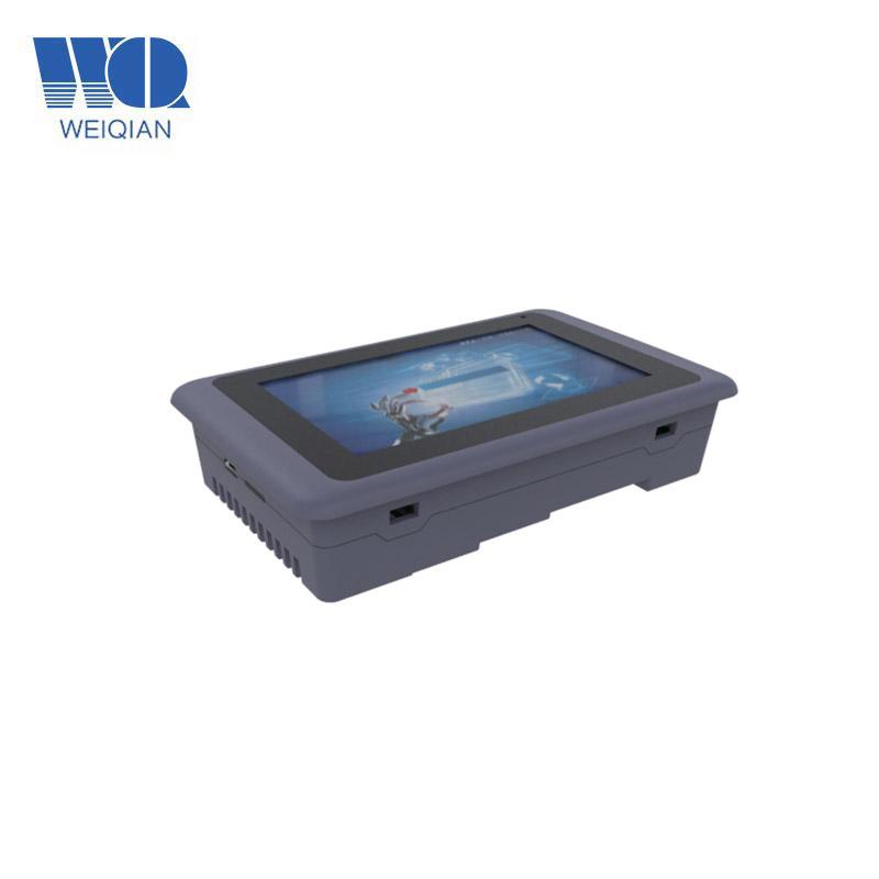 4,3-tums pekskärm Industrial Monitor WinCE Industrial Panel Computer