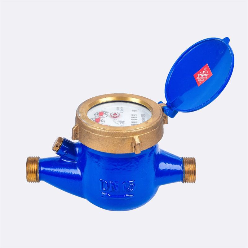 Torktyp Multi Jet Extern justerbar vattenmätare