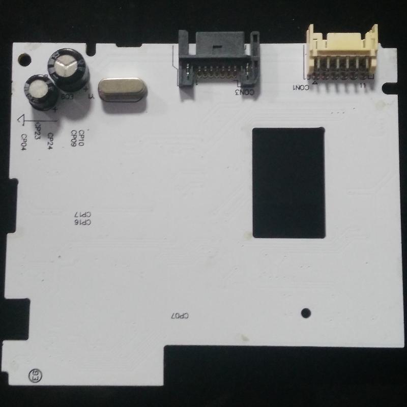 PCB-montering för kommunikationsprodukt