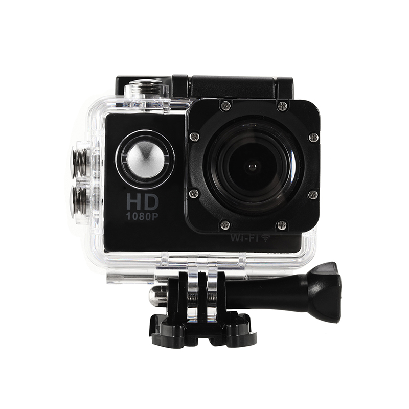 Bärbar Wifi FHD Action Camera DX1