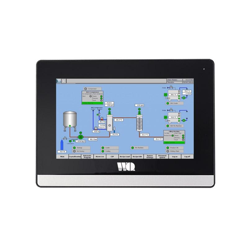 """[""""Användning av Weiqian Industrial Tablet PC i MES System""""]"""