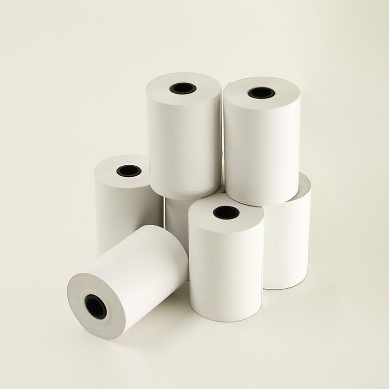 BPA free 80& 35;120,80mm kassaregister över papper 80&35;120;70mm rullar av termiskt papper