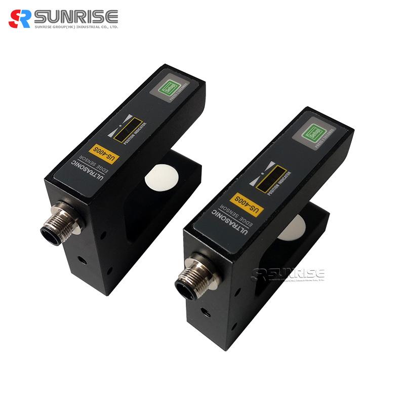 Dongguan Factory Supply Low MOQ Ultrasonic Edge Sensor US-400S med hög kvalitet