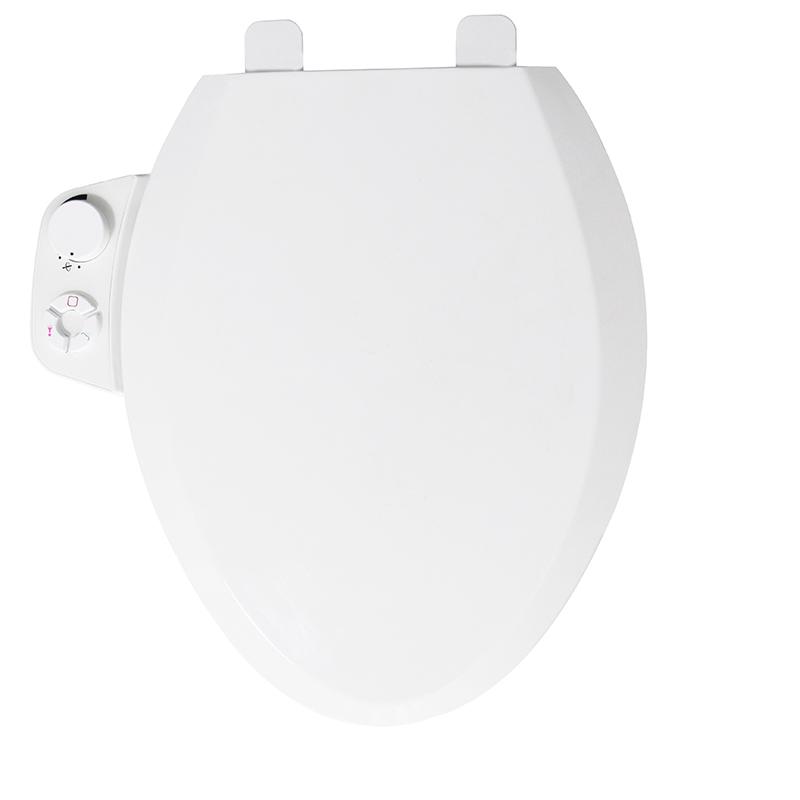 Flyttade icke elektriska toalettsitsar för Bidett