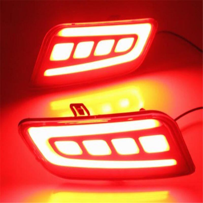 Bakre lampa för stötfångare till Ford Everest / Ford Endeavor, Ford Everest / Ford Endeavor bromslampa