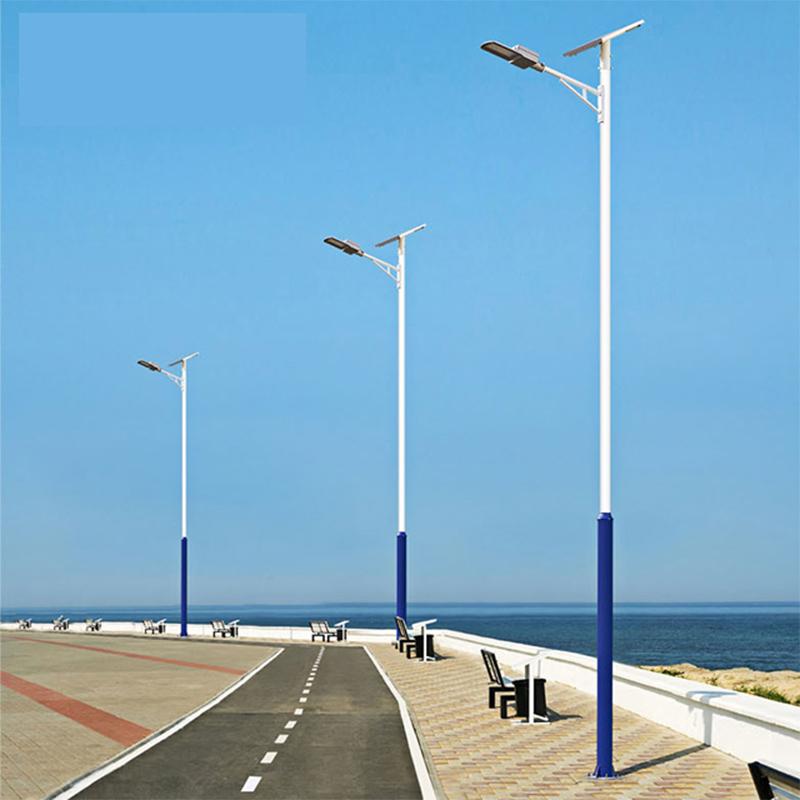 K1 solljus på gatan