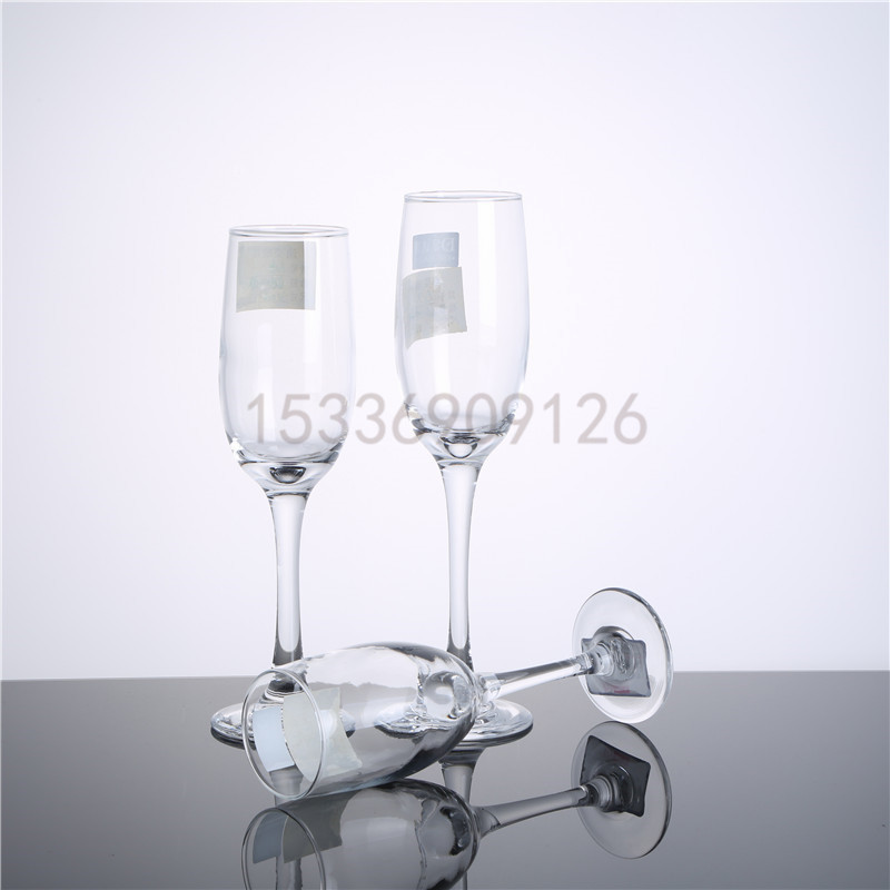 HUNEA New Factory Direct Selling Wine Glass European Creative Champagne Crystal Glass Grossiale