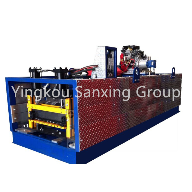 UBM Vertical Type Cold Roll Forming Machine