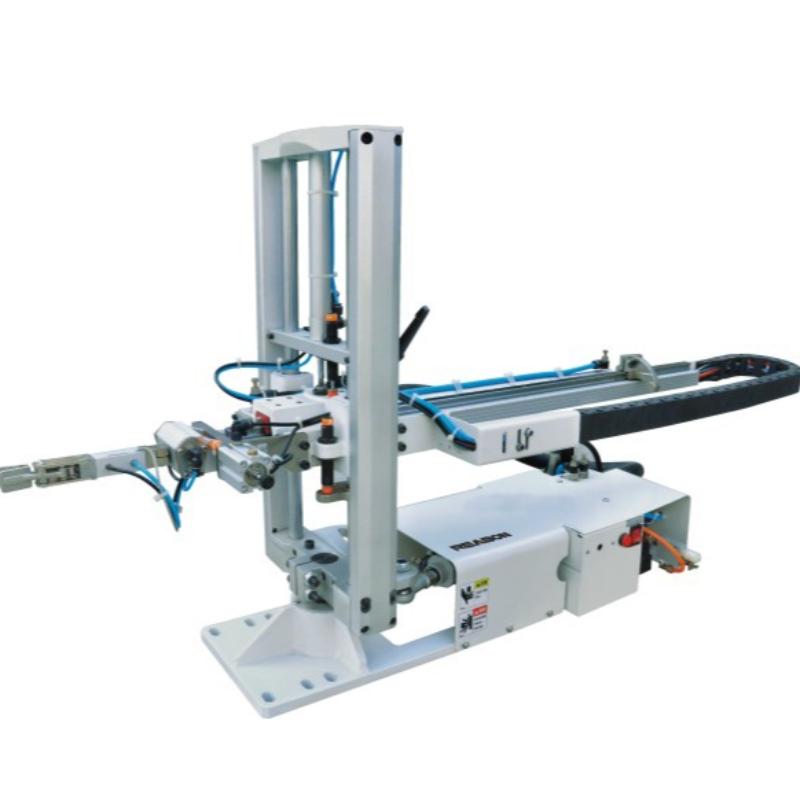 Utvecklingen av en robot för industriell automatisering