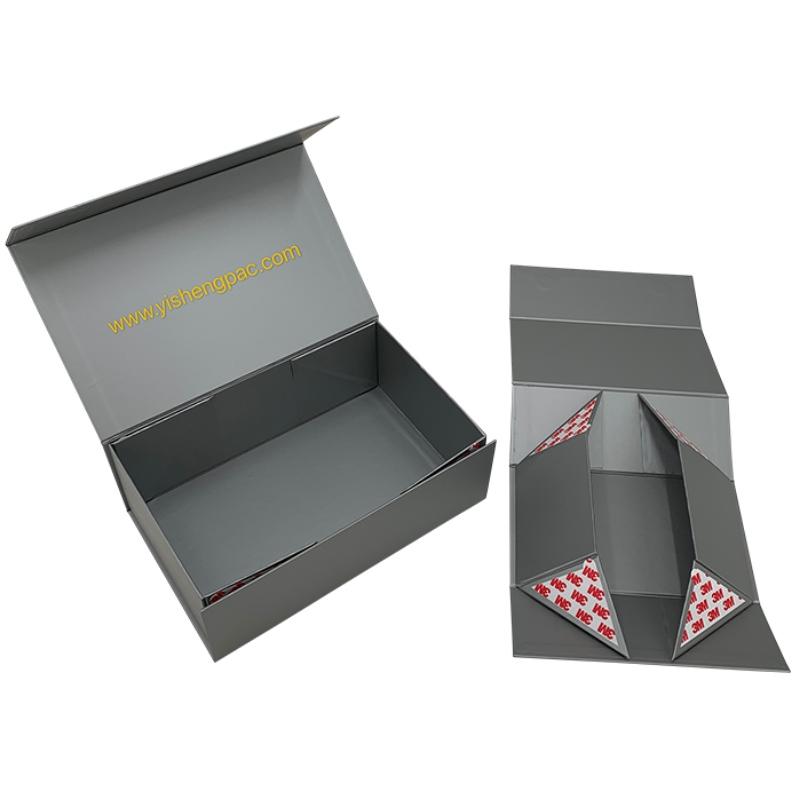Vilka funktioner har anpassningen av produktförpackningslådan?